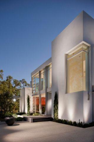 外景外墙现代风格装修效果图