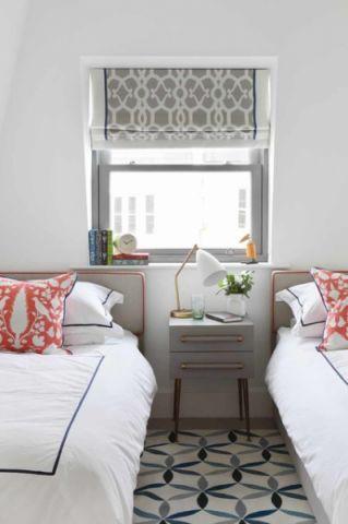 卧室窗台现代风格装饰效果图