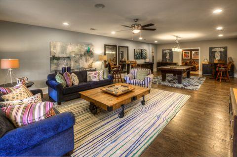 客厅细节现代风格装修图片