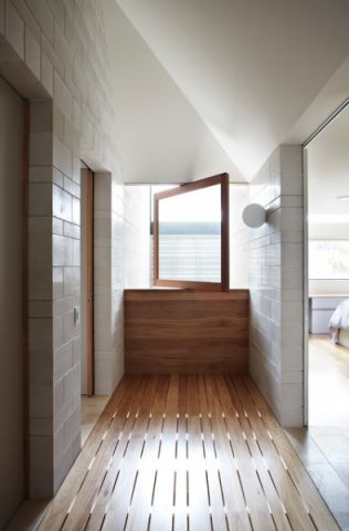 卧室走廊现代风格装饰效果图