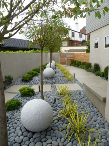 花园细节现代风格装修效果图