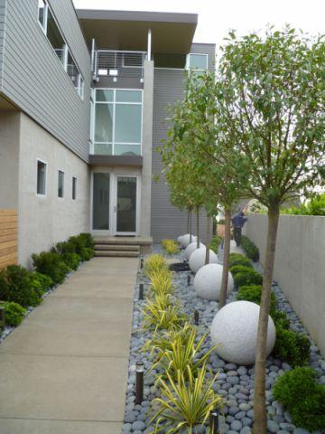 花园细节现代风格装修图片