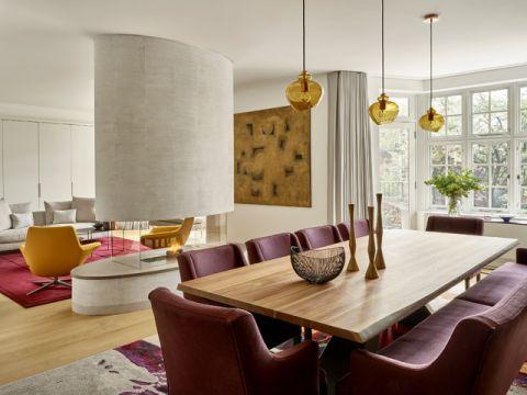 餐厅细节现代风格装修图片