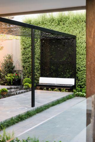 阳台细节现代风格装饰效果图