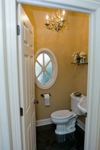 卫生间细节美式风格装饰图片