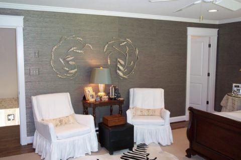 卧室沙发简欧风格装潢设计图片