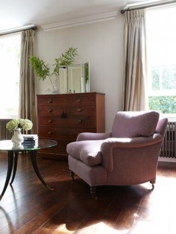 卧室沙发简欧风格装潢图片