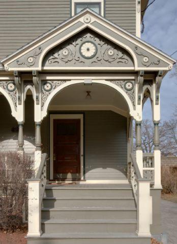 玄关门厅简欧风格装饰效果图