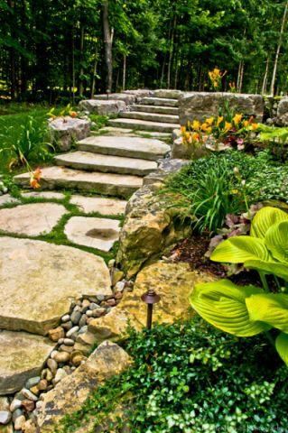 花园美式风格装潢图片