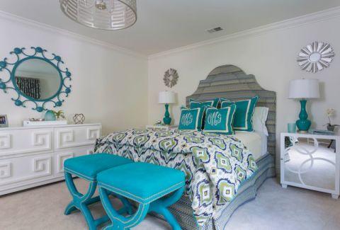 卧室橱柜简欧风格装饰图片