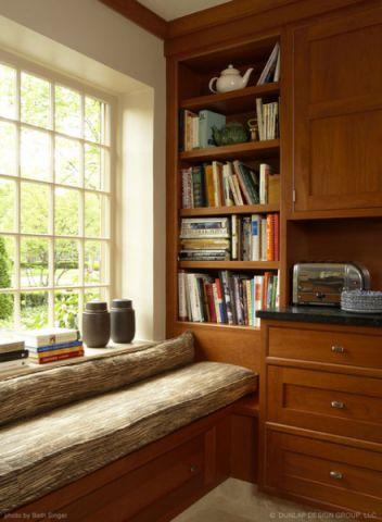 厨房飘窗混搭风格装饰效果图