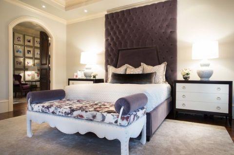 卧室细节混搭风格装饰设计图片