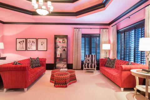 卧室细节混搭风格装潢设计图片