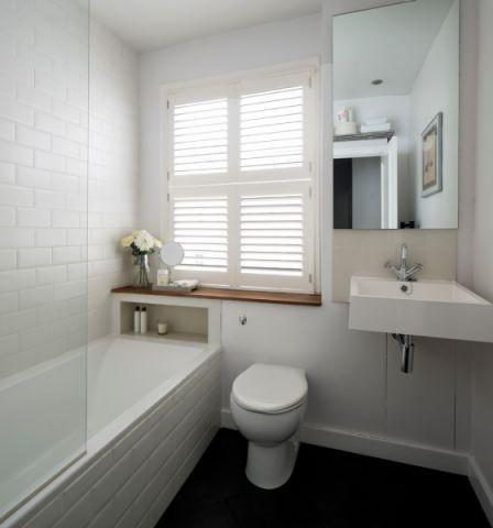 公寓145平米现代风格装修图片