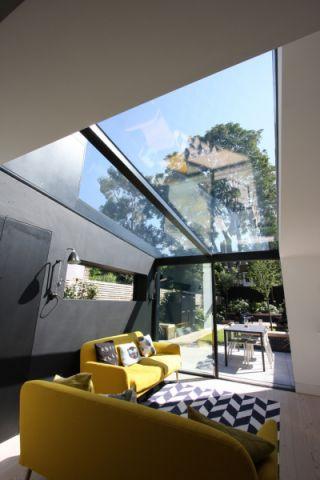 138平米别墅现代风格装修图片