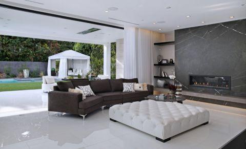 庭院229平米现代风格装修图片