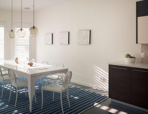 庭院124平米现代风格装修图片