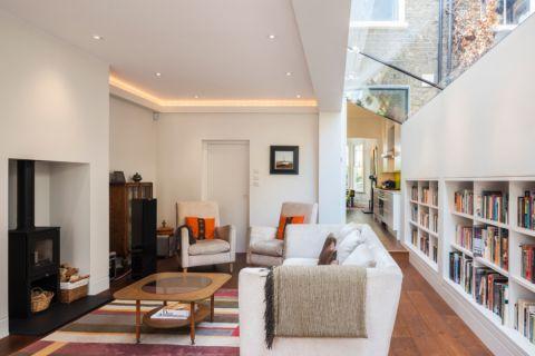 别墅136平米现代风格装修图片