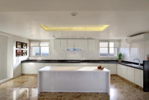 229平米别墅现代风格装修图片