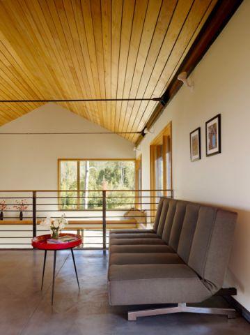 书房沙发现代风格效果图