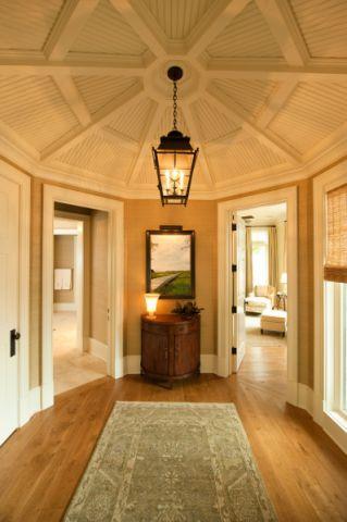 玄关吊顶美式风格装饰设计图片