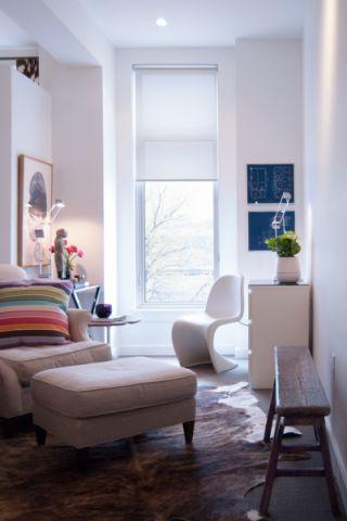 书房沙发混搭风格装饰设计图片