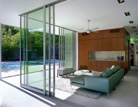 庭院189平米现代风格装修图片
