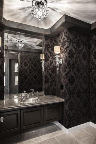 卫生间吊顶现代风格装饰图片