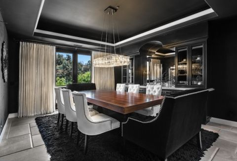 现代风格别墅234平米装饰设计图片