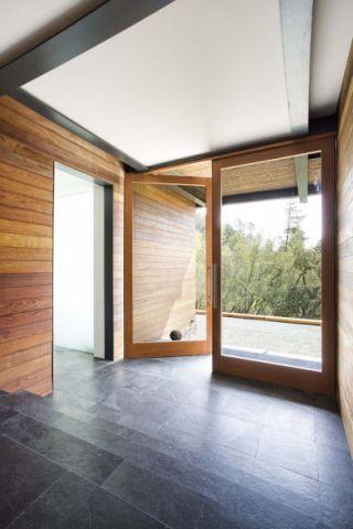 玄关吊顶现代风格装饰图片