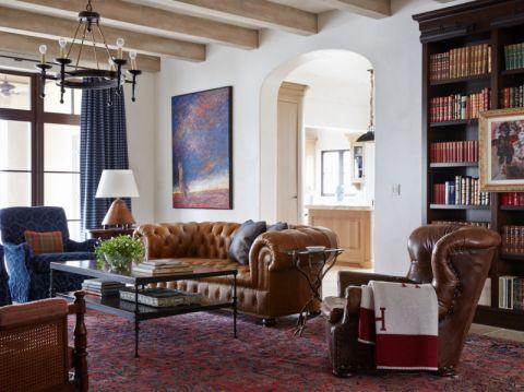公寓177平米地中海风格装修实景图片