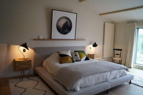 79平米套房现代风格装饰图片
