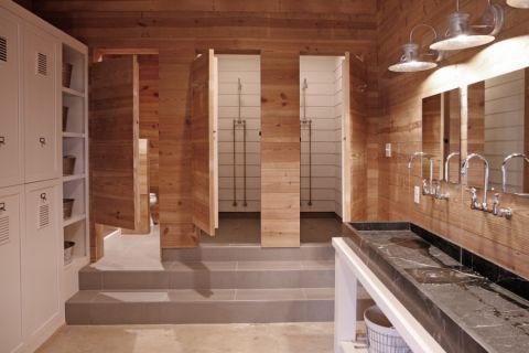 别墅300平米现代风格装修效果图