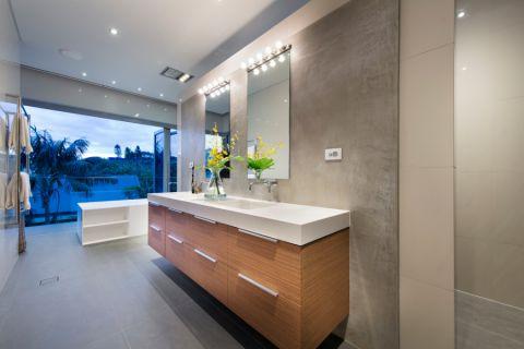 现代风格别墅284平米设计图欣赏