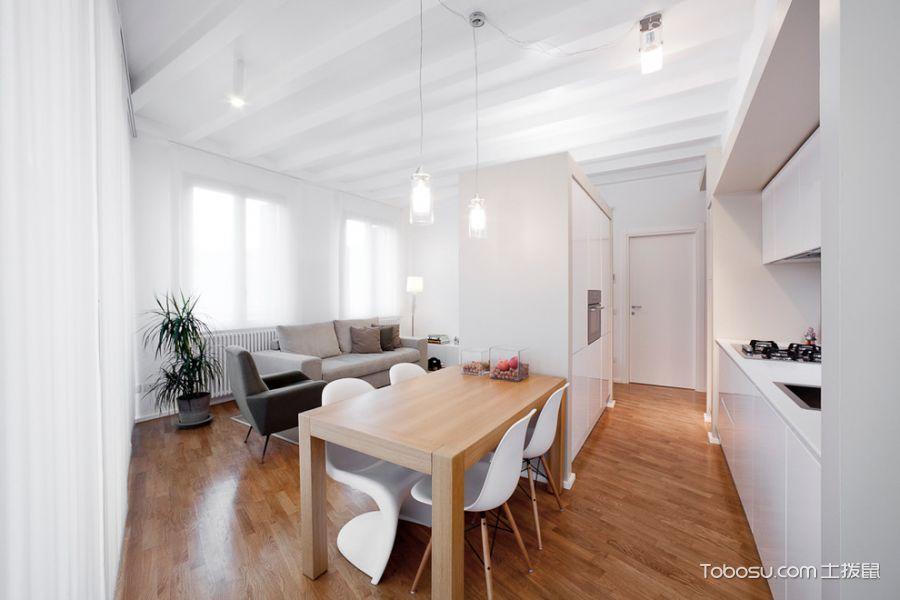 60~80m²/现代/公寓装修设计