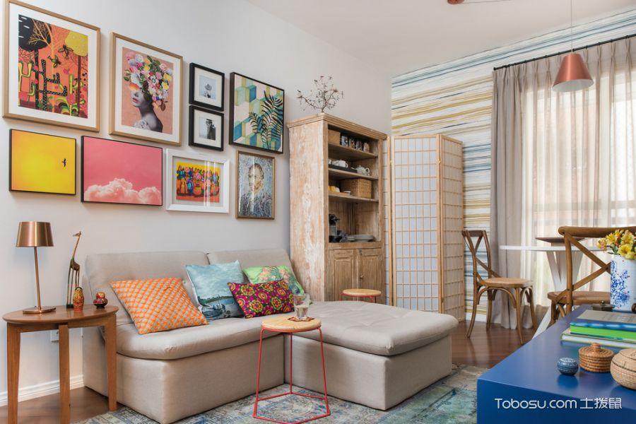 100~120m²/混搭/公寓装修设计
