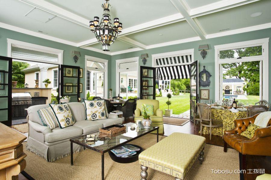 100~120m²/混搭/二居室装修设计