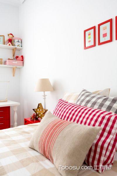 儿童房北欧风格装潢设计图片
