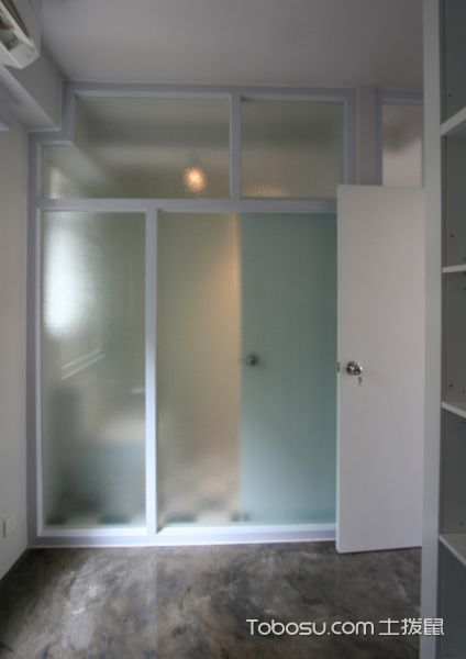 卧室混搭风格装潢设计图片
