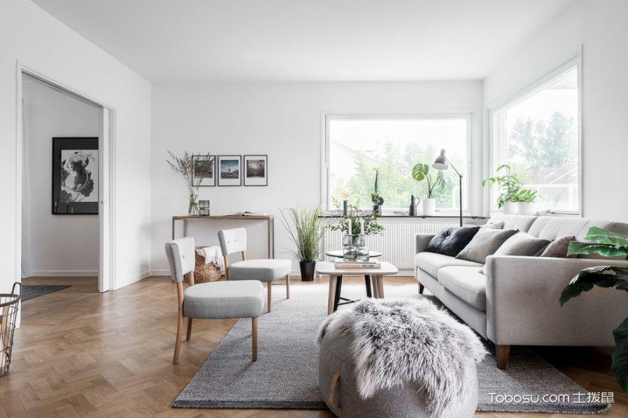 2019北欧240平米装修图片 2019北欧别墅装饰设计