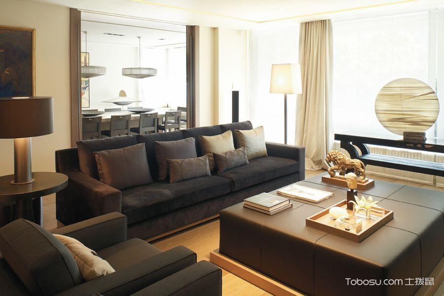80~100m²/混搭/二居室装修设计
