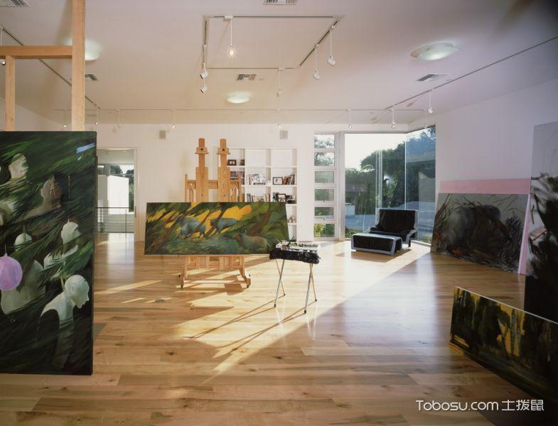 书房现代风格装饰设计图片