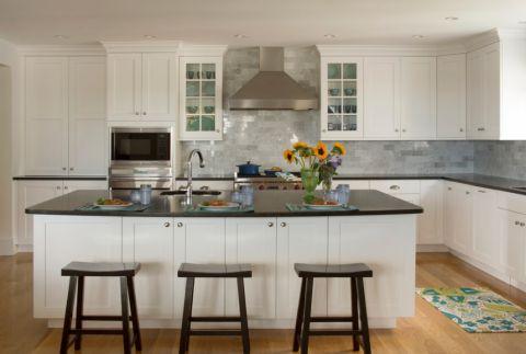 美式风格公寓168平米装修图片