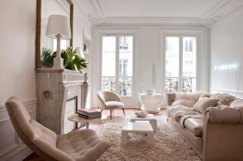 2019现代110平米装修设计 2019现代公寓装修设计