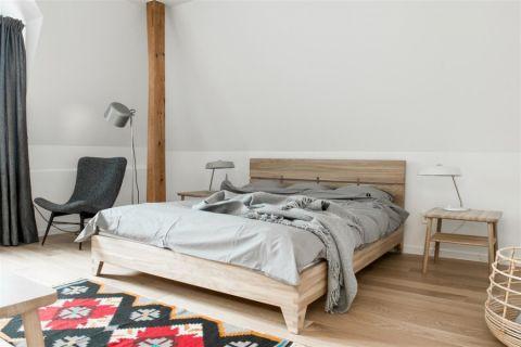 北欧风格二居室85平米装修设计