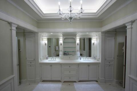 公寓85平米美式风格装修图片