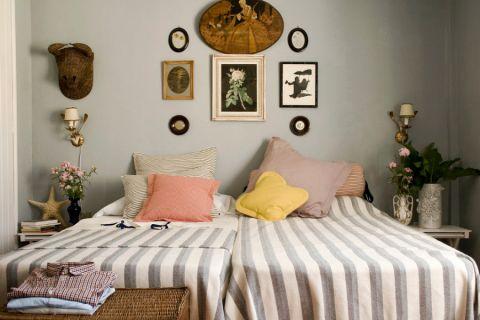 质朴卧室装饰图片