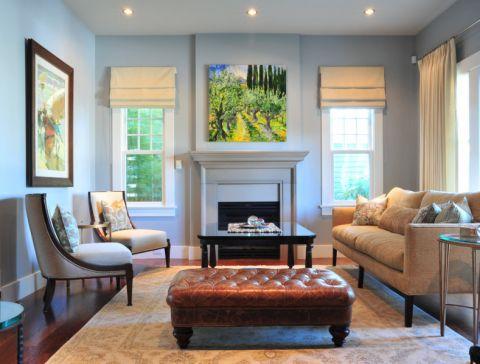 美式风格别墅300平米设计图欣赏