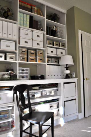 83平米一居室混搭风格设计图片