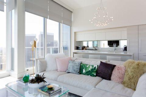 2019现代70平米设计图片 2019现代四居室装修图